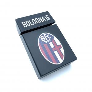 Bologna Fc PORTASIGARETTE NERO