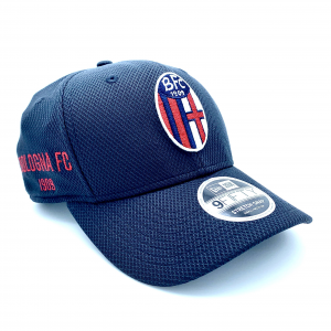 Bologna Fc CAP NEW ERA NAVY