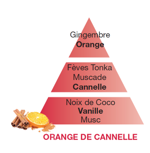 Maison Berger ricarica Orange de Cannelle 500 ml