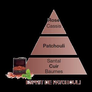 Maison Berger ricarica Esprit de Patchouli 500 ml