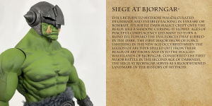 Mythic Legions - Siege At Bjorngar: Ogre Legion Builder (Giant)