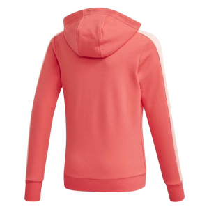 Adidas Tuta Completa Hood Blue/Strawberry da Bambina
