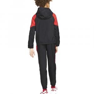Nike Tuta Completa Red/Black da Bambino