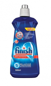 FINISH Brillantante Regular per lavastoviglie (500 ml) Additivi Lavastoviglie