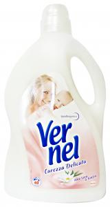 VERNEL Ammorbidente 3 Lt. Bianco Detergenti Casa