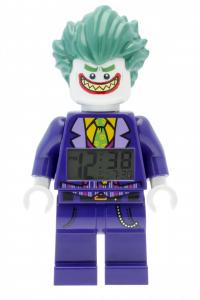 LEGO?« Sveglia da tavolo BATMAN MOVIE THE JOKER MINIFIGURE CLOCK