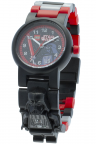 LEGO?« Orologio da polso Bambino STAR WARS DARTH VADER MINIFIGURE LINK WATCH