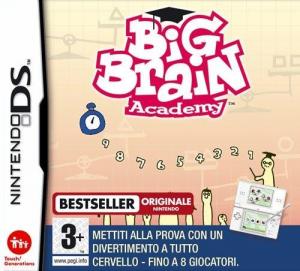 NINTENDO Videogioco NDS Big Brain Academy, per