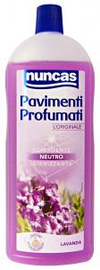 NUNCAS Pavimenti Lavanda 1 Lt. Detergenti Casa