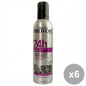 Set 6 PROVOST Schiuma Ricci Extra Forte 300 Ml. Prodotti per capelli