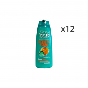 Set 12 FRUCTIS Shampoo Rigenera Forza 250 Ml.  Prodotti per capelli