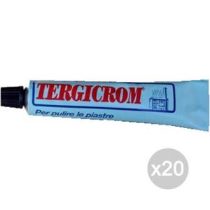 Set 20 Tergicrom Gr. 50 (Ex Supercromo) Detersivi E Pulizia Della Casa