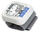 TRANSTEK Crown Misuratore di Pressione da polso TMB-1117 Polsino regolabile