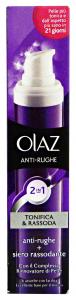 OLAZ Anti-rughe tonifica/rassoda 2in1 50 ml. - Creme viso e maschere