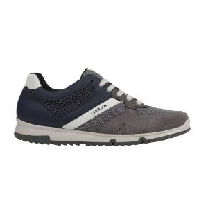 Sneaker antracite/navy Geox