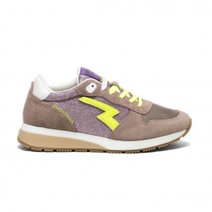 Runner beige/giallo RUN2ME