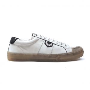 Sneaker bianco sporco Playground