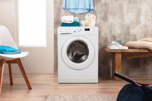 Indesit BWA 81283X W EU lavatrice Libera installazione Caricamento frontale Bianco 8 kg 1200 Giri/min A+++