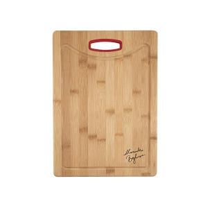 H&H Tagliere Bamboo Borghese 25X35X1,5 Utensili Da Cucina
