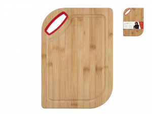 H&H Tagliere Bamboo Borghese 20X28X1,5 utensile da cucina