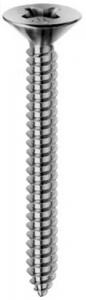 Set 100 Vite Autofilettante Inox Truciolare Tp 4,5X70 E-100 Bulloneria-Viteria