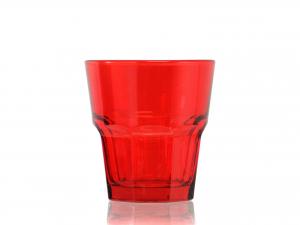 CHIO Set 6 Bicchieri medina acqua 27 rosso Arredo Tavola