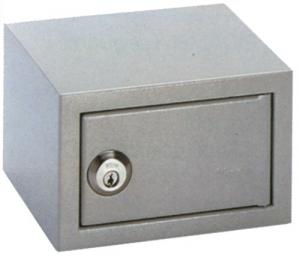 VIRO Cassetta Sicurezza 4291 Cm 25X16X17,5 Ferramenta Sicurezza