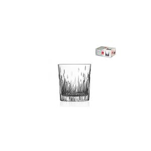 RCR Confezione 6 Bicchieri In Vetro Fire Vino 3 Cl24 Arredo Tavola