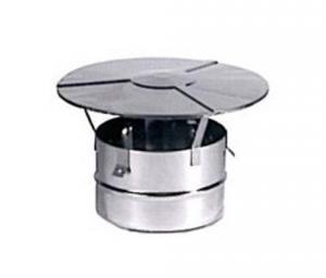 Cappello Parapioggia Acciaio Inox Aisi 316 Cm 15 Riscaldamento