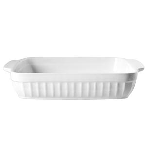 HOME Pirofila Quadrato Ceramica 29X27X5,5 Pentole E Preparazione Cucina