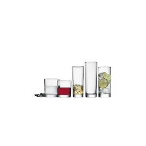 BORMIOLI ROCCO Set 2 Confezione 6 Bicchieri In Vetro Cortina Cool Cl40 Arredo Tavola