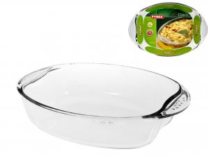 PIREX Teglia ovale excellence due manici 30x21 Pentole e preparazione cucina