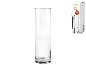 PASABAHCE Vaso Vetro Flora Cilindr Cm26.5 Arredo E Decorazioni Casa