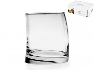 Confezione 6 Bicchieri In Vetro Penguen 35 Cl