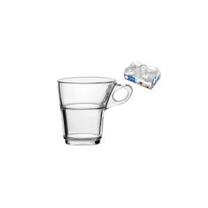 DURALEX Conf. 6 tazzine Caff?¿ vetro senza piatto caprice cl09 Arredo Tavola