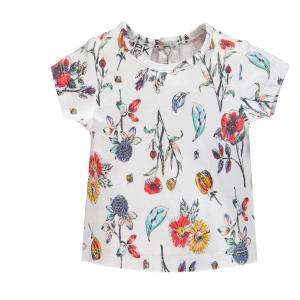 Salopette corta e t-shirt