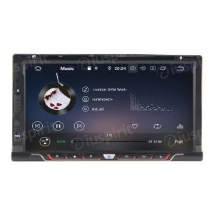 ANDROID 10 6.9 pollici navigatore autoradio 2 DIN universale GPS DVD USB SD WI-FI Bluetooth Mirrorlink