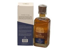 The Nikka Whisky Premium Blended  12 Years Old