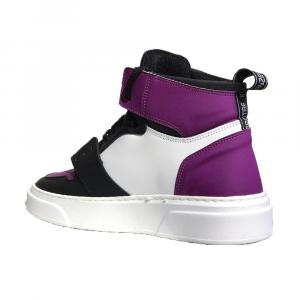 Cr03 Parrot Versione 25 Purple/White