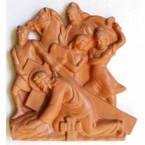 Via Crucis in Terracotta 15 Stazioni