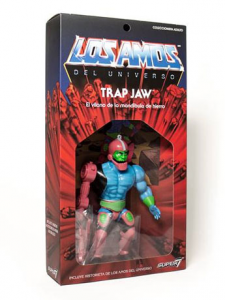 Masters of the Universe: TRAP JAW Los Amos (ver. Messico)