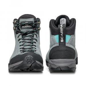 MOJITO HIKE GTX WOMAN   -   Hiking veloce su terreni misti, Impermeabile   -   Conifer-Maldive / Forma Larga