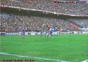 1993-94 Sampdoria Maglia Match Worn vs Milan #2 Mannini XXL C.O.A