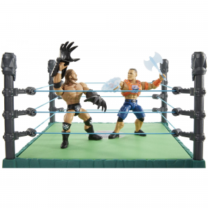 Masters of the WWE Universe: Grayskull Mania RING+ 2 personaggi esclusivi by Mattel