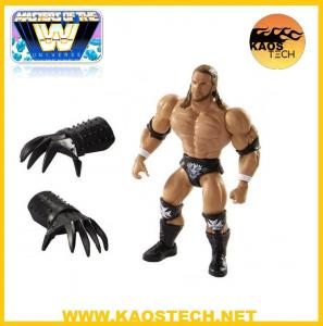 Masters of the WWE Universe: 2 personaggi esclusivi - John Cena + Terror ClawsTriple H