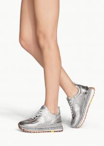 Sneakers silver Maxi Alexa-LIU JO
