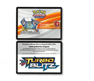 Pokèmon codice GCC online: XY: Turbo Blitz