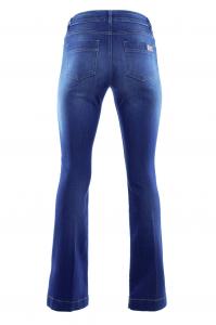 Jeans a zampa sentinel