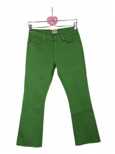 Pantalone zampetta colorato