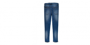 Pantalone denim stretch 4/14 anni